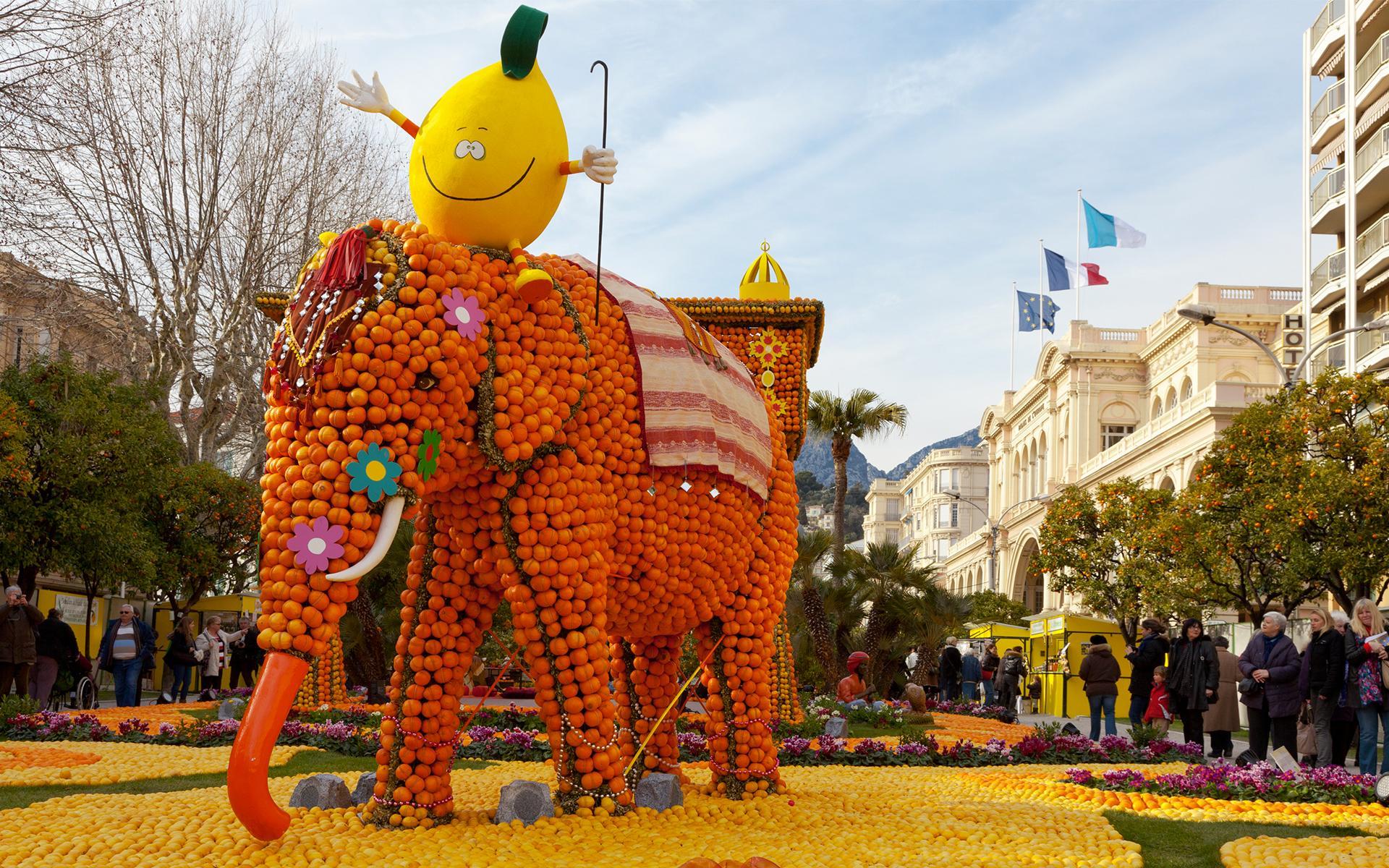 85e édition de la Fête du Citron