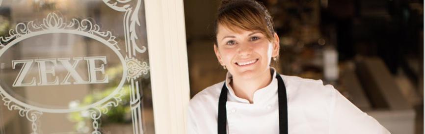 The Chef Ana Consulea testifies