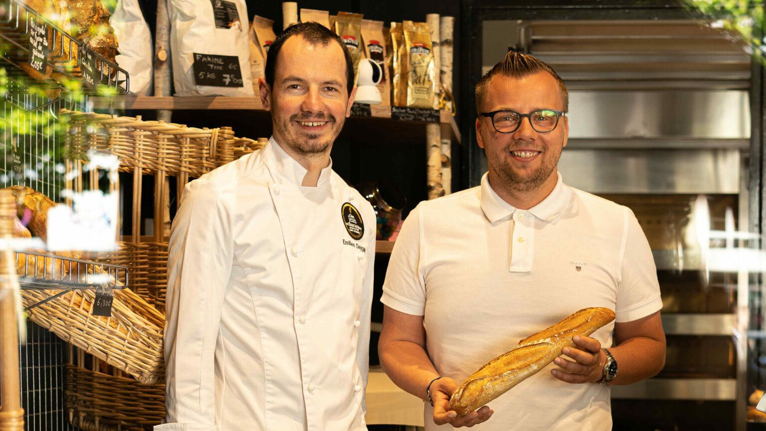 """Emilien Deygas décroche le titre """"Meilleur Croissant de la Loire 2021"""" !"""