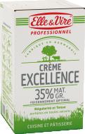 Crème Excellence BIB 35% MG