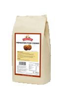 Préparation pour cookies, Gold Time® 5kg