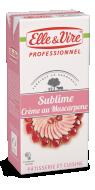 Sublime Crème au Mascarpone 36,5% MG