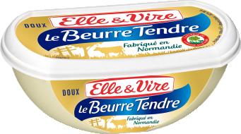 Le Beurre Tendre Barquette doux