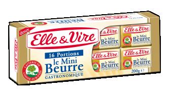 Les Mini-beurres doux