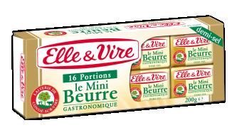 Les Mini-beurres demi-sel