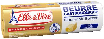 Beurre Gastronomique Rouleau Doux