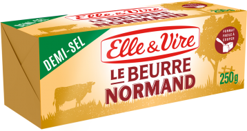 Le Beurre Normand demi-sel