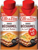 La Sauce Béchamel UHT
