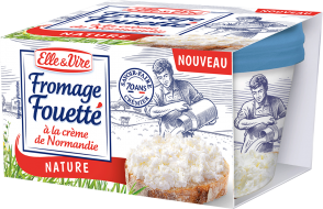 Fromage Fouetté Nature