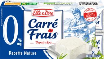 Carré Frais 0%  Nature