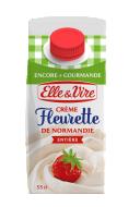 La Crème Fleurette entière de Normandie
