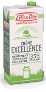Crème Excellence 35% MG