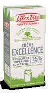 Crème Excellence Pâtisserie 35% MG