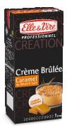 Crème Brûlée Caramel au beurre salé