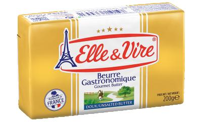 Unsalted Gourmet Butter 200 g