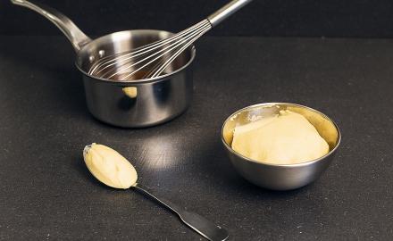 Comment faire un beurre manié ?