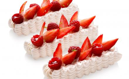 Meringue Fruits Rouges