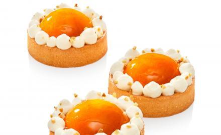 Tartelette Abricot Amande