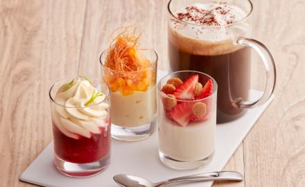 Café Gourmand de printemps