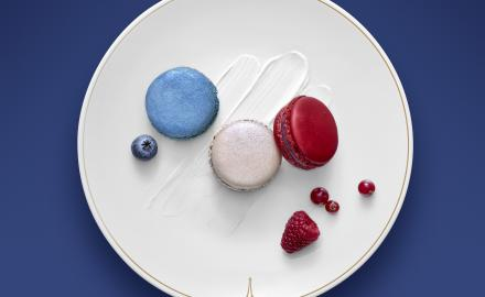 """Recipe n°1 :""""The French Macaroons"""" by the chef Nicolas Boussin"""