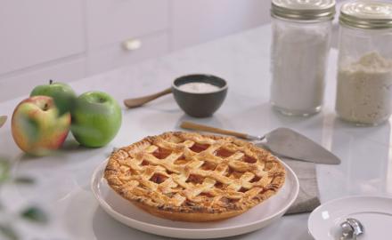 Apple Pie à l'américaine