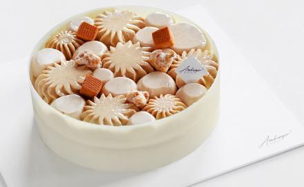 Hazelnut Latte Mascarpone