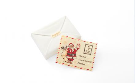Ichigo - lettre au père noël