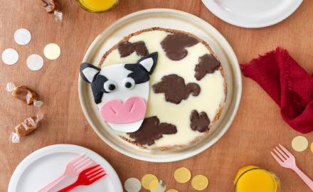 Tarte vache
