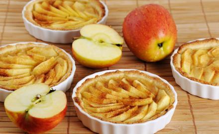 Tartelettes anisées à la pomme