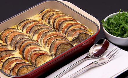 Tian-style vegetable gratin