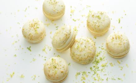 Macarons fraîcheurs méditerranéene