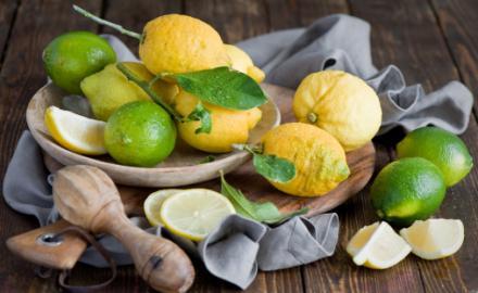 Tout est bon... dans le citron !