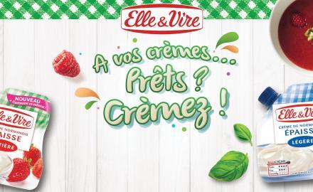 Passez un VERY GOOD MOMENT® avec Elle & Vire !