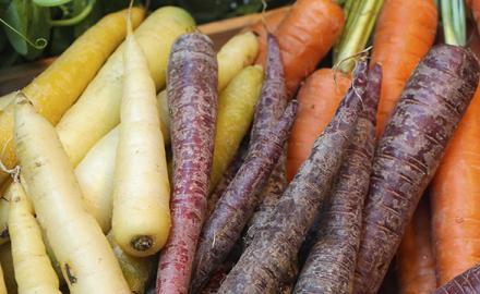 Amabilité, teint parfait... le couteau suisse des légumes!