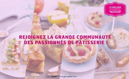 Rejoignez la communauté des apprentis pâtissiers