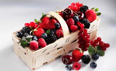 Fruits rouges, les pépites vitaminées de l'été !