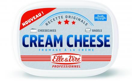 NOUVEAU : le cream cheese made by nos vaches !