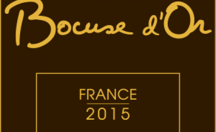Sélection France Bocuse d'or 2015