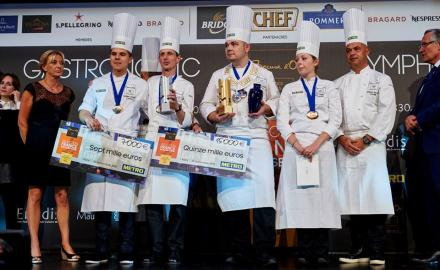 Laurent Lemal : Bocuse d'or France 2015
