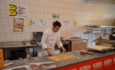 Maxime Guérin à La Maison De La Boulangerie