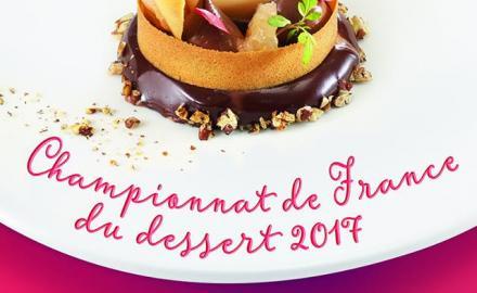 Championnat de France du dessert : les inscriptions débutent le 1er septembre !