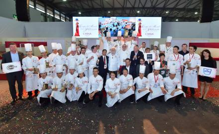 Discover the first edition of the World Pastry Cup, China Selection!