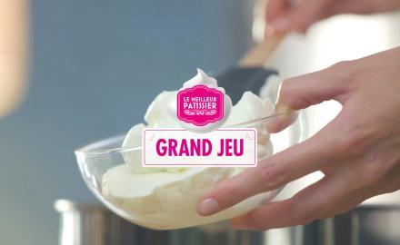 Elle & Vire partenaire du Meilleur Pâtissier 2017