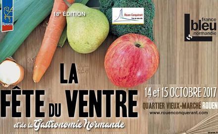 La Fête du Ventre et de la Gastronomie Normande