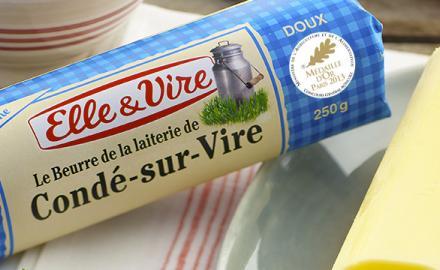Les meilleures crèmes pour le meilleur beurre …