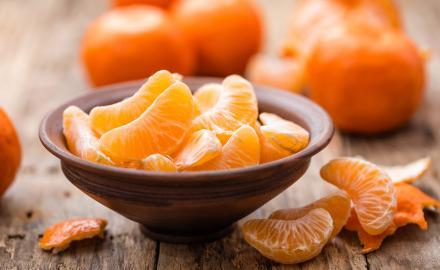 Clémentines et Mandarines