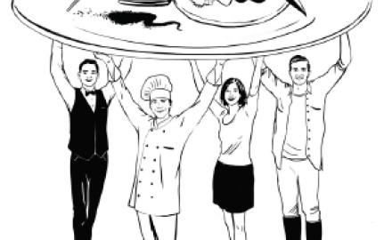 N°6 Towards a responsible restaurant industry