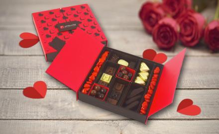 De Neuville et Elle & Vire vous gâtent pour la Saint-Valentin