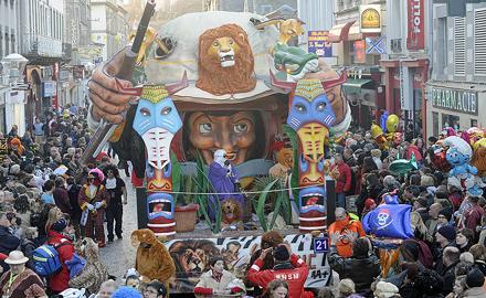 Ne ratez pas le Carnaval de Granville