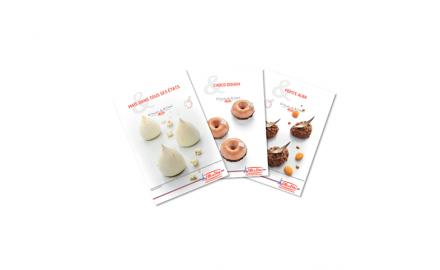 Nouvelles recettes de Printemps imaginées par La Maison de la Crème Elle & Vire
